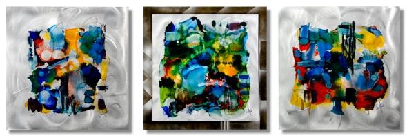 jon allen, statements2000, fine metal art, original abstract art, jewel collection, contemporary art
