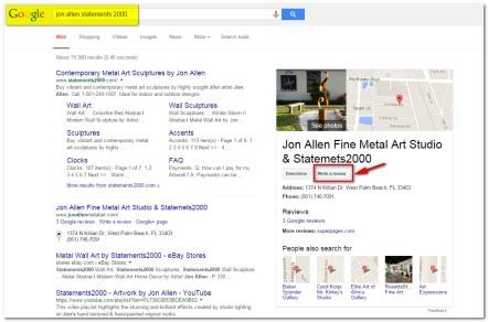 GoogleInstructions
