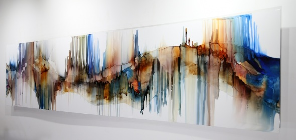 Large Painting Abstract Gallery Painting Contemporary Modern